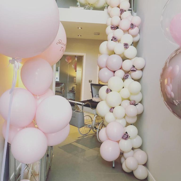 Balloonista Baby Balloons