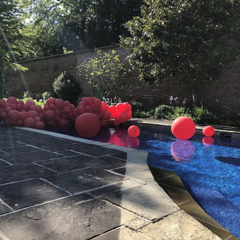 Poolpartyballoons