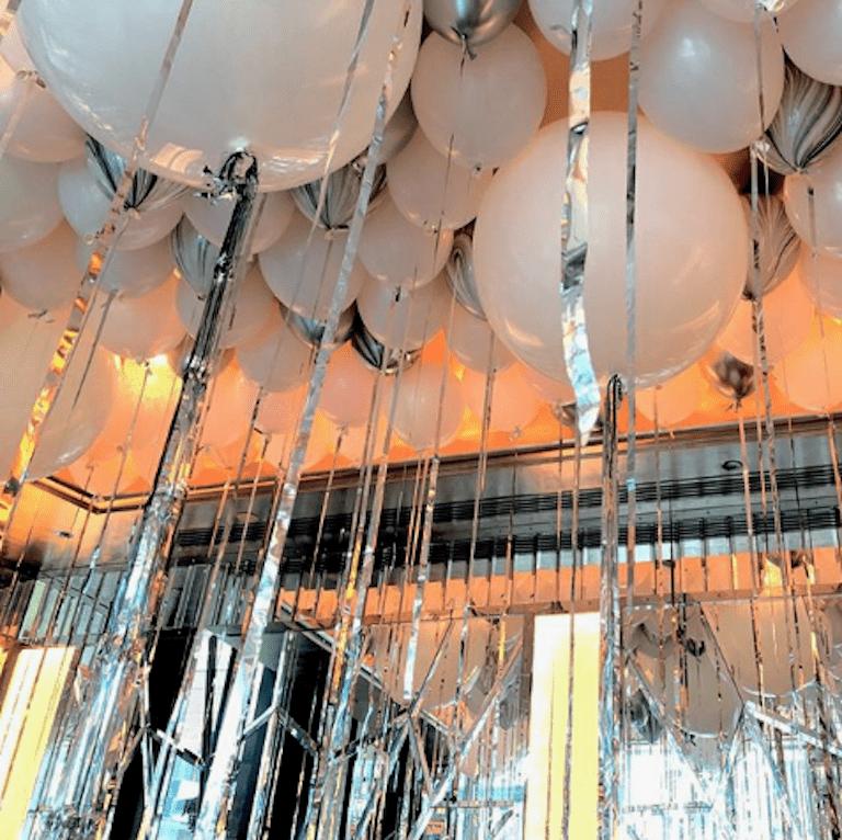 Selfridges balloons