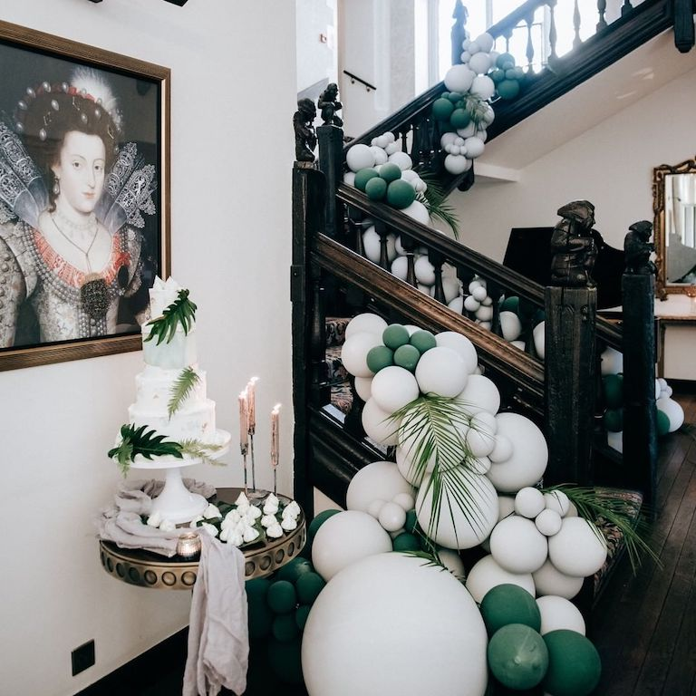 Eastwell Manor Balloons