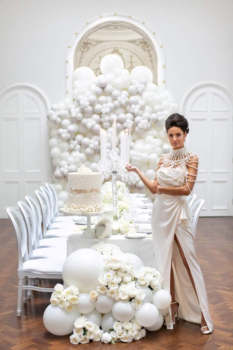 Pearl Wedding Inspiration Anneli Marinovich Photography 149