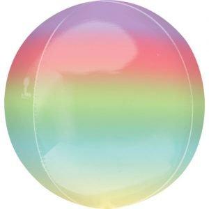 Balloonista 16 Inch Rainbow Foil Balloon 7