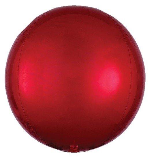 Balloonista 16 Inch Red Orbz Balloon 4