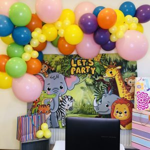 Balloonista Rainbow Balloon Diy Kit