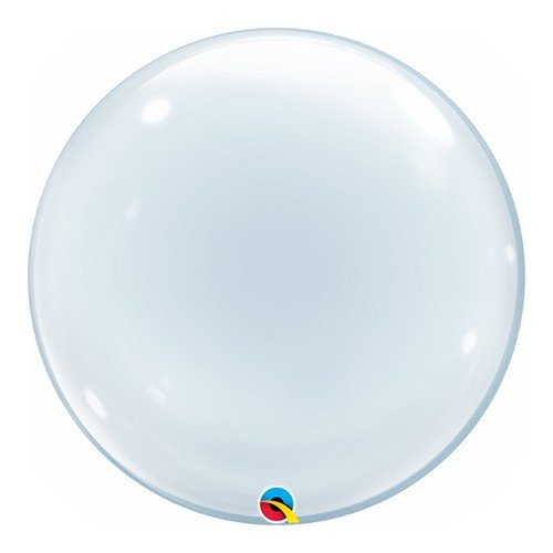 Balloonista Clear Bubble Helium Qualatex Balloon 51cm 20inch Product Image