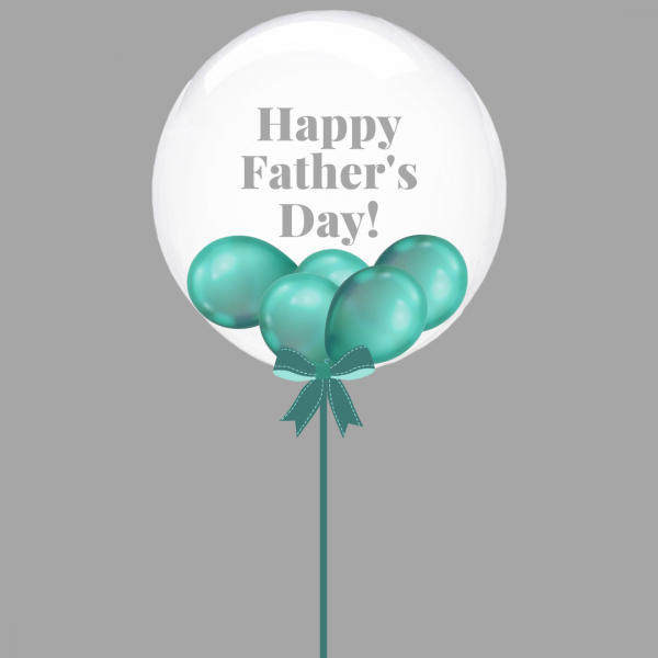 Balloonista Father's Day Green 2