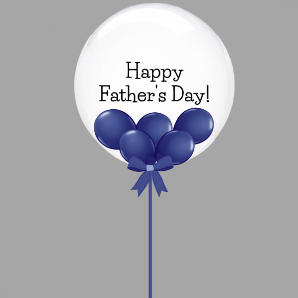 Balloonista Father's Day Navy 2