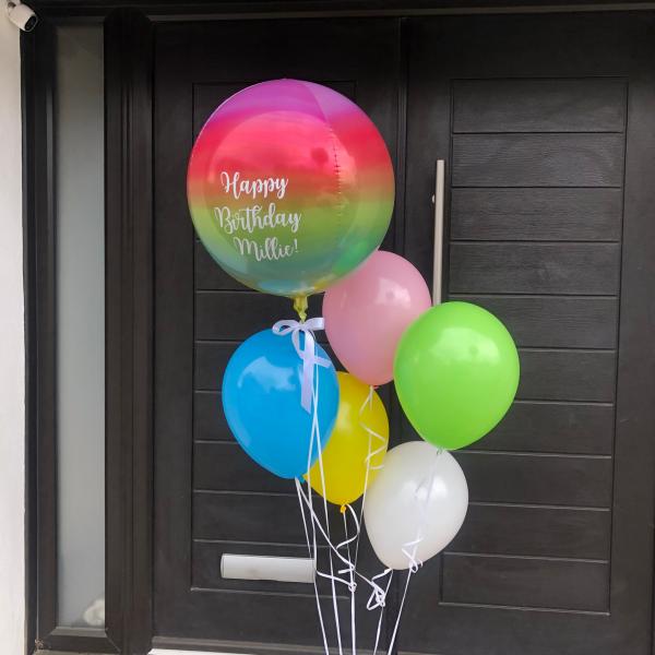 Balloonista Rainbow Delivery