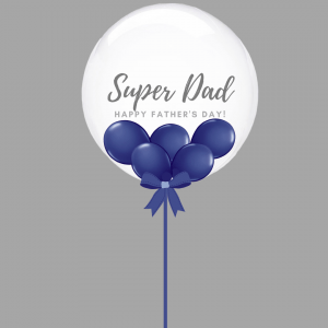 Balloonista Navy Super Dad Balloon