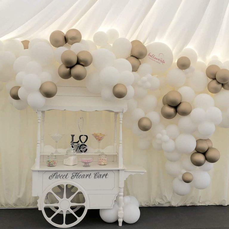 Balloon Sweet Cart Balloonista