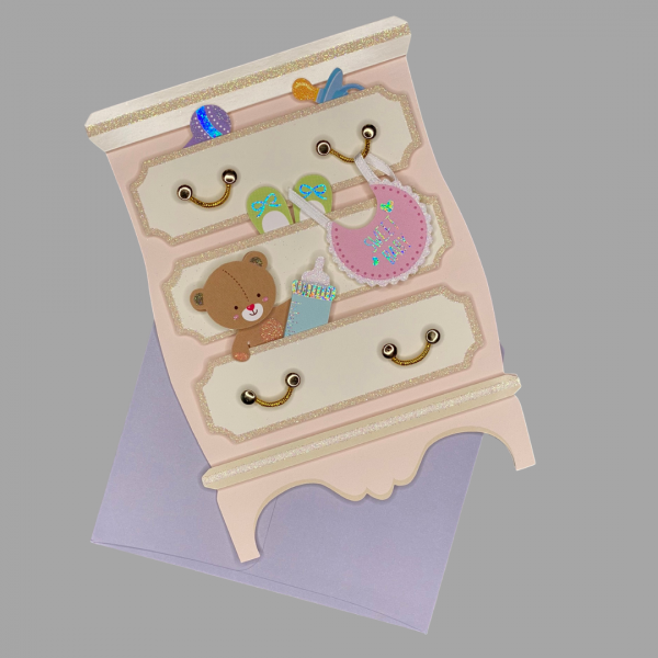 Luxury 3d Celebration Card Baby Arrival Congratulations Card Message Congratulations On The Birth Of Your Sweet Little One