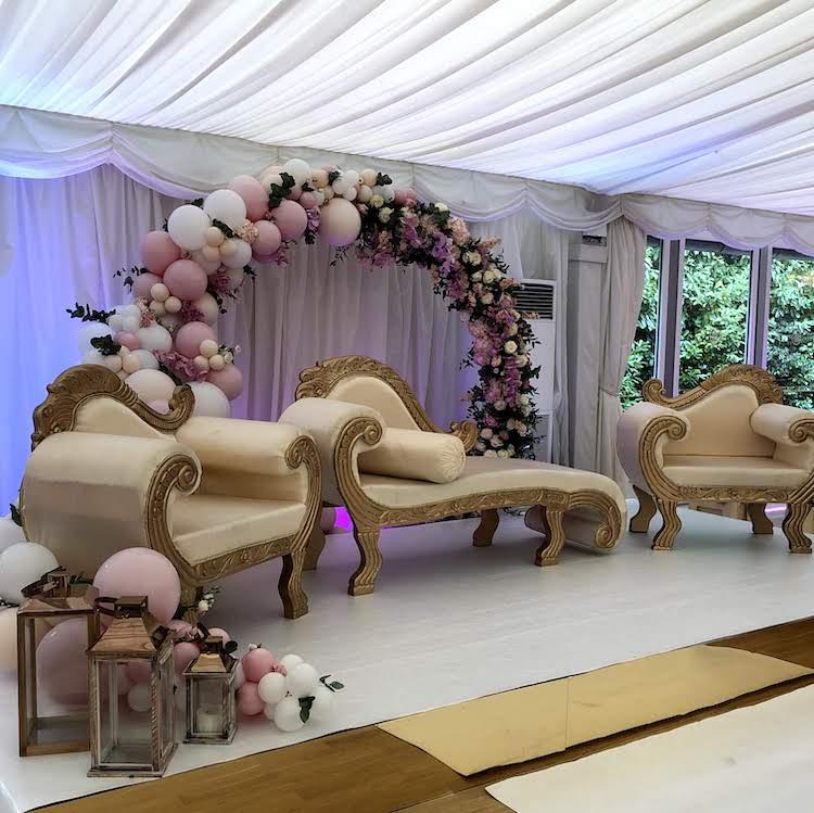 Balloonista Wedding Arch S