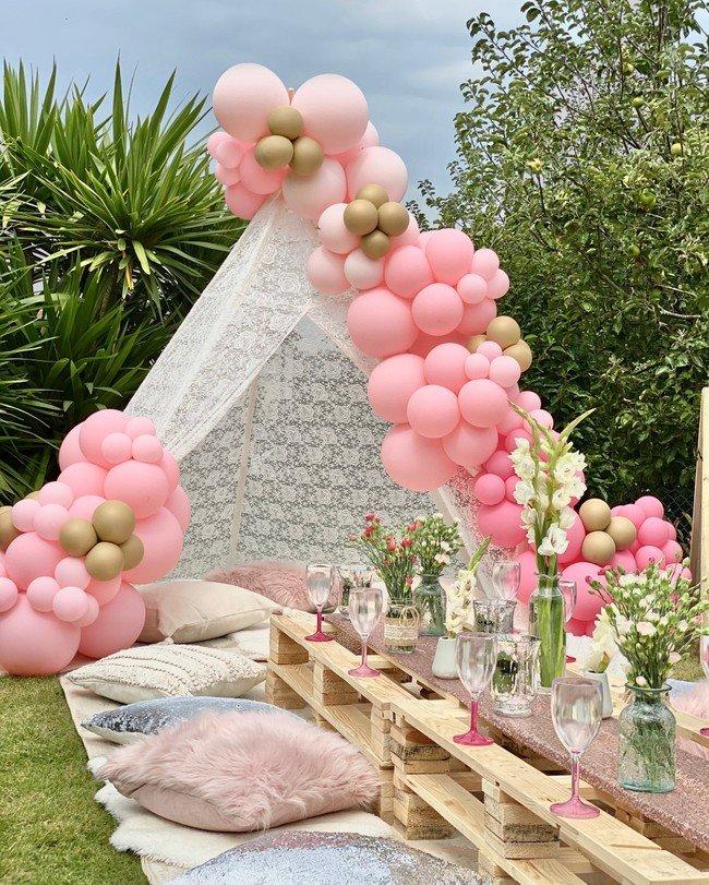 Teepee balloons tent balloons
