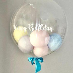 Pastel Bubble