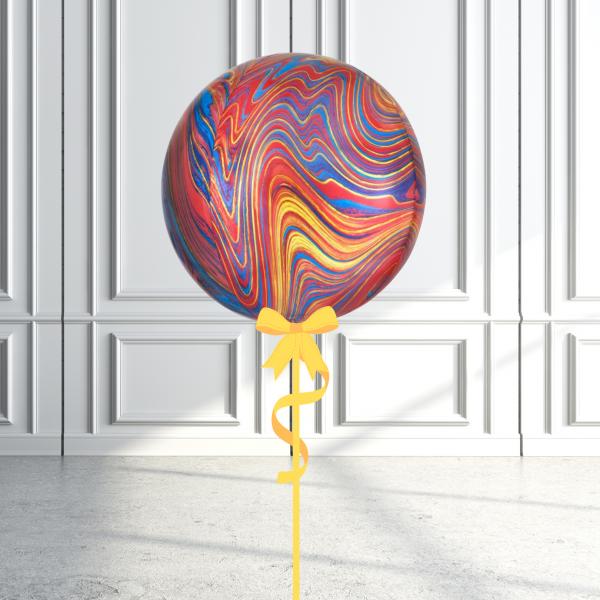 Balloonista Marblez Orbz Rainbow Superhero