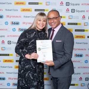 Balloonista Sbs 2020 Winner With Theo Paphitis