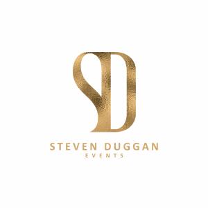Sd Gold Logo White