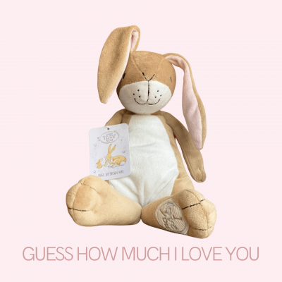 Balloonista Bunny Guess How Much I Love You