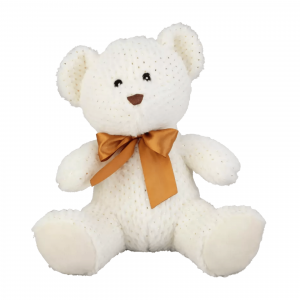 Balloonista Teddy Bear White