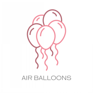 Air Inflated Balloons