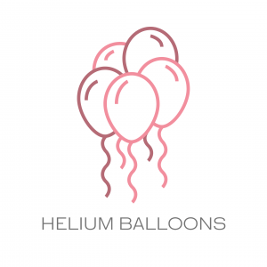Helium Inflated Balloons