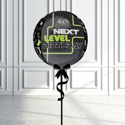 Balloonista Next Level Birthday Balloon For Gamers