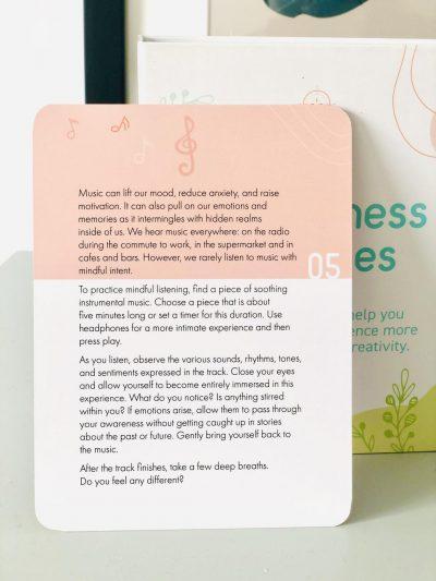 Mindfulness Cards 2