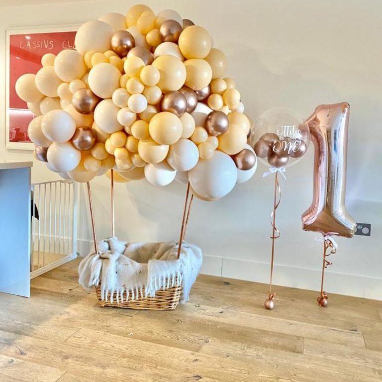 Air Balloon Balloon Balloonista
