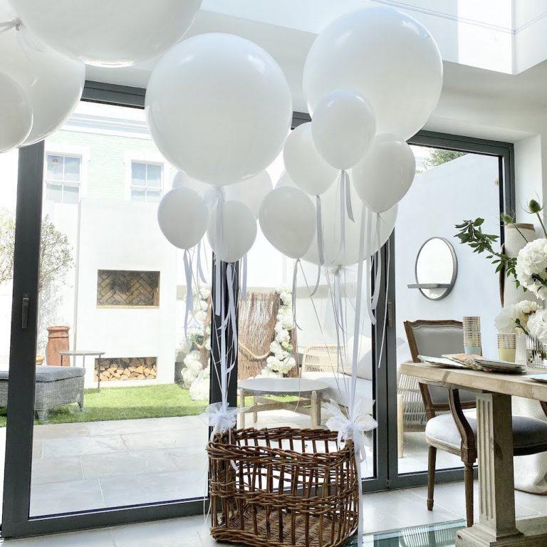 Baby Shower Air Balloon