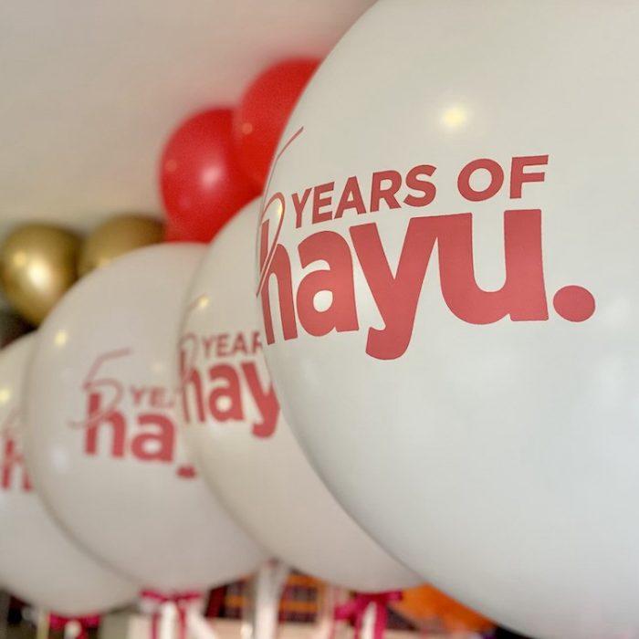 balloonista hayu