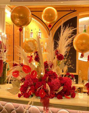 Balloonista Balloon Decor Belmond Cadogan Knightsbridge