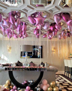 Balloonista Balloon Decor Keston Park.