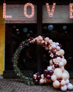 Balloonista Balloon Decor Love