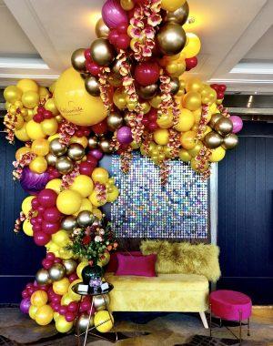 Balloonista Balloon Decor Shangri La