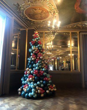Christmas Tree Hotel Cafe Royal.