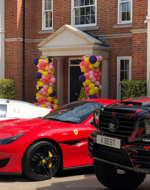 fiesta balloon display alfie best house absolutely ascot filming
