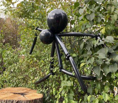 Halloween Spider Balloonista