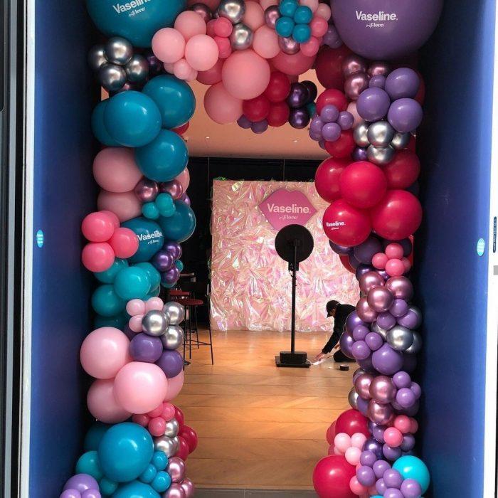 Vaseline X Dani Dyer Balloonista
